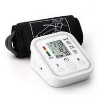 Medidor Monitor Automático De Pressão Arterial Braço - Boas