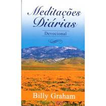 Meditações Diárias - Devocional - Billy Graham - Bom Pastor