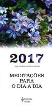 Meditacoes para o dia a dia 2017 gracas - Editora vozes