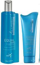 Mediterrani Equal Shampoo 250ml + Másc Condicionadora 200ml -
