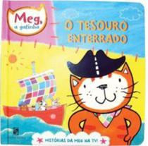 Meg, a gatinha - o tesouro enterrado - Salamandra -