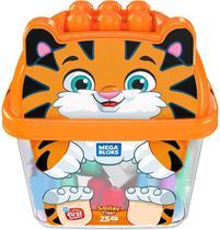 Mega bloco animal buckets astd gct46 - Mattel