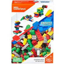 Mega bloco large box of blocks dyg9 - Mattel