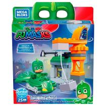 Mega bloco pj masks gkt70 - Mattel