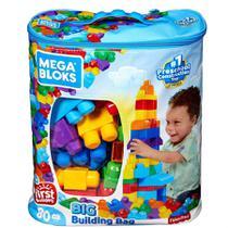 Mega Blocos 80pcs Dch63 Fisher Price - Mattel