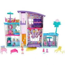 Mega Casa de Surpresas Polly Pocket GFR12 - Mattel