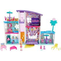 Mega Casa de Surpresas Polly Pocket - Mattel GFR12 - Imaginext