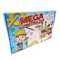 Mega Construções 200 peças - Pais  Filhos - Pais E Filhos