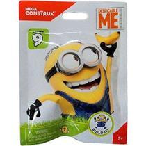 Mega Construx Minions Figura Surpresa Série 9 Mattel -