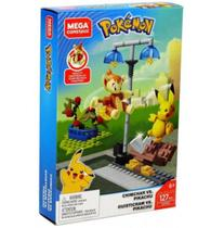 Mega Construx Pokémon Batalha DYF09-Mattel -