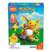 Mega Construx - Pokémon - Raichu - Pacote de Poder - Mattel -