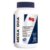 MEGA DHA (120 Cápsulas) - Vitafor -