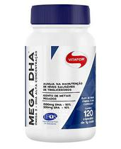 Mega DHA 120 Cápsulas Vitafor -