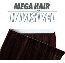 Mega hair aplique fita adesiva invisivel 70cm 1 tela 30gr - Cabelo Humano