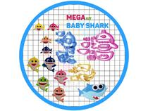 Mega Kit De Cortadores Modulados - Baby Shark - ARTBOX3D