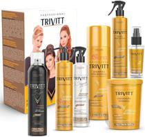 Mega Kit Profissional Completo - Itallian 7 Itens - Trivitt