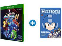 Mega Man 11 para Xbox One - Capcom + Biografias Nº 6 Mega Man