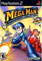 MEGA MAN ANNIVERSARY COLLECTION - Playstation 2 - Capcom