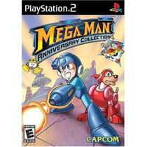 Mega man anniversary collection - ps2 - Sony