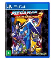 Mega Man Legacy Collection 2 - PS4 - Capcom