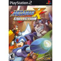 Mega man x collection - ps2 - Capcom