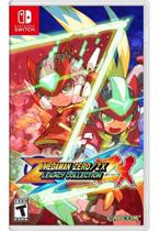 Mega Man Zero/zx Legacy Collection - Nintendo Switch -