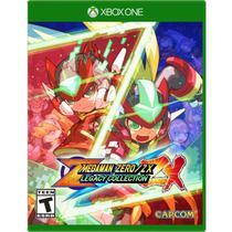 Mega Man Zero/Zx Legacy Collection - Xbox One - Microsoft