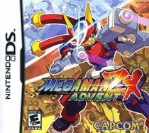MEGA MAN ZX ADVENT - Nintendo DS - Capcom