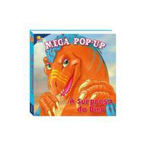 Mega pop up - a surpresa do dino - todolivro -