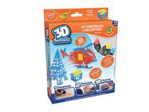 Mega Refil 3D Maker - 3D Magic - Dtc -