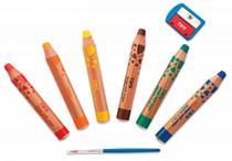 Mega Soft Color 4 Em 1 - Tris -