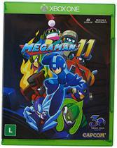 Megaman 11 - Capcom