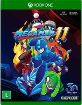 Megaman 11 Xbox One Midia Fisica - Xboxone