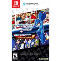 Megaman Legacy Collection + Megaman Legacy Collection 2 - Switch - Nintendo