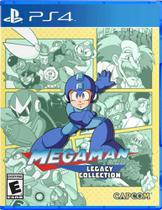 Megaman Legacy Collection - Ps4 - Sony