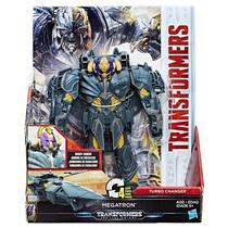 Megatron Knight Armor Transformers Turbo Changer- HASBRO -
