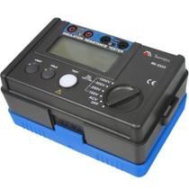 Megômetro digital para medição de resistência de isolação até 2000 metros - Minipa