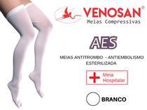 Meia 7/8 Antitrombo Antiembolia 18mmHg Esterilizada Venosan -