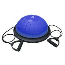Meia Bola Bosu Dome com Bomba e Extensor T282 - Acte Sports -