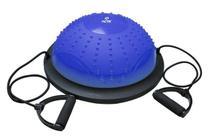 Meia Bola Bosu Dome Com Extensor e Bomba T282 Acte -