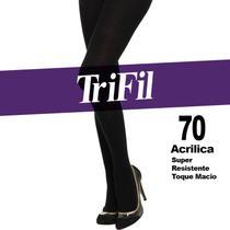 3a64dc96f Meia calça super resistente fio 70 w06194 - trifil - preto