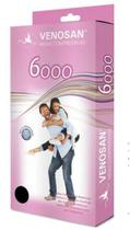 Meia Coxa 6000 20-30mmhg Aberta Bege (AGH) - Venosan -