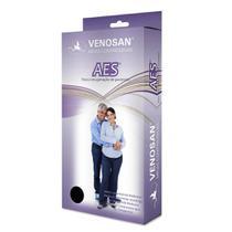 Meia Elástica Anti Trombo (Antiembolismo) Venosan 7/8 Meia Coxa 18mmHg AES - Cód. SG57021E-AGH/P -
