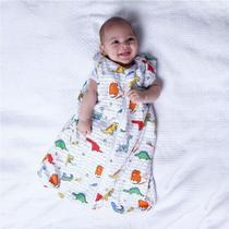 Meia Estação - M 3 - 6 meses - DANTE - Saco de Dormir Bebê - Cookie Kids