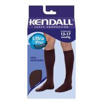 Meia Kendall 3/4 13-17 mmHg Masculina -
