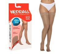 Meia Kendall 7/8 Media Comp.com Ponteira E Renda Siliconada -
