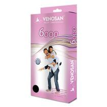 Meia Venosan 6000 20-30 mmHG 3/4 aberto -