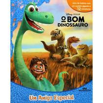 Melhoramentos - Livro com Miniaturas: O Bom Dinossauro - Um Amigo Especial -