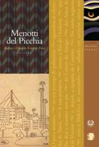 Melhores poemas menotti del picchia: seleção e prefácio: rubens eduardo ferreira frias - Global