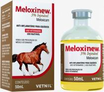 Meloxinew 3% injetavel 50ml - Vetnil